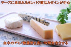 チーズ カゼイン