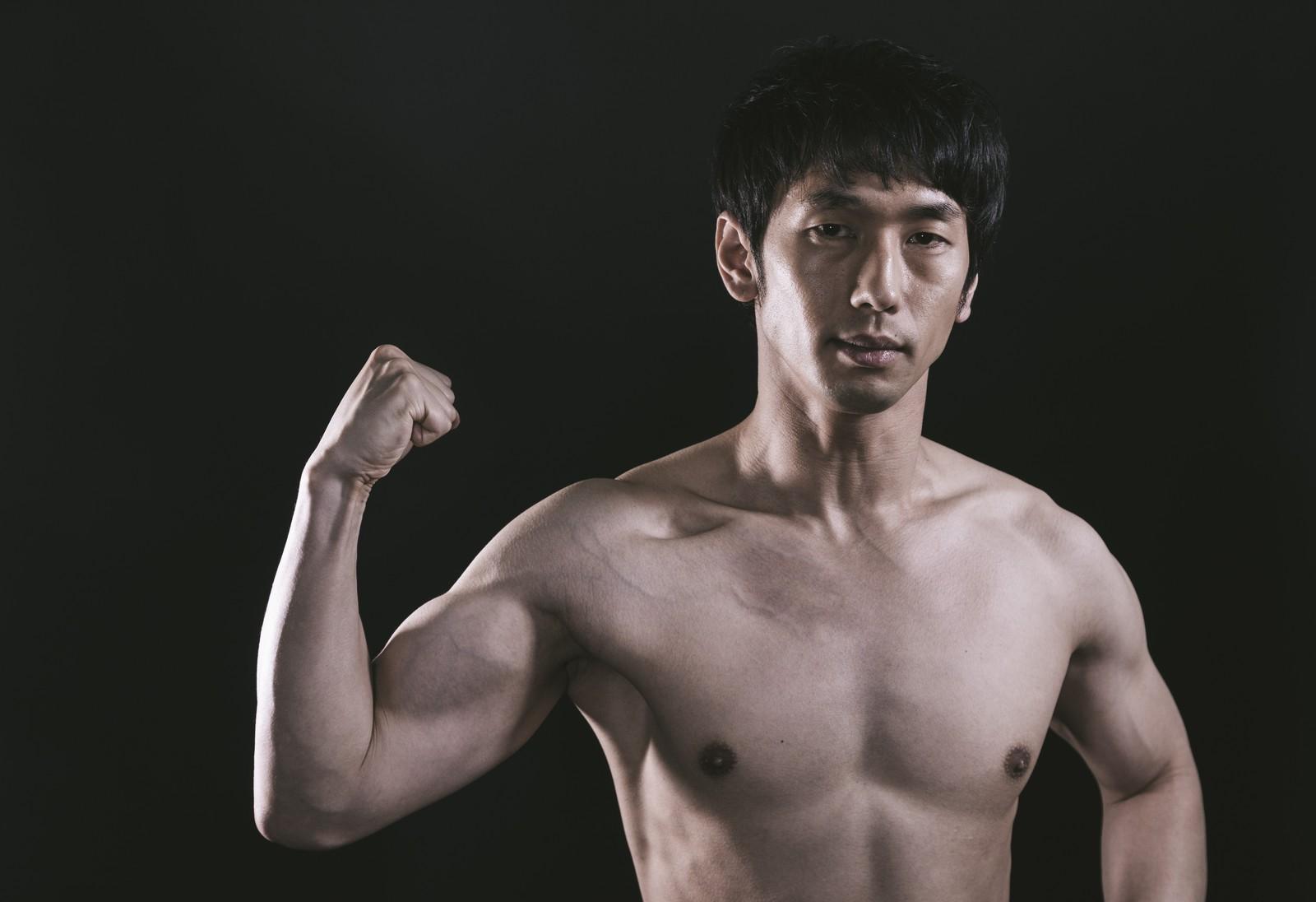 肩幅の狭い人が鍛えたい筋肉